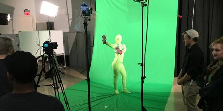 Green Screen performance